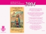 2004 Calendario Storico