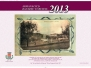 2013 Calendario Storico