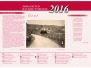 2016 Calendario Storico